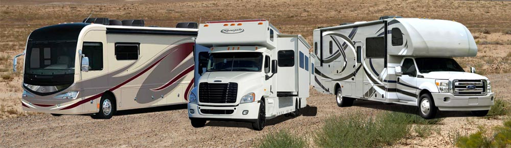 Motorhome & RV repairs in fontana California